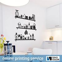 High Quality PP polka dot wall decals