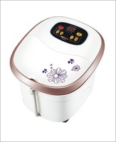 massager properties and foot application detox foot spa bubble massage