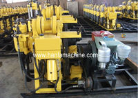 2012 Hottest portable drill rig!! HF200 200m Home Well Drilling Machine