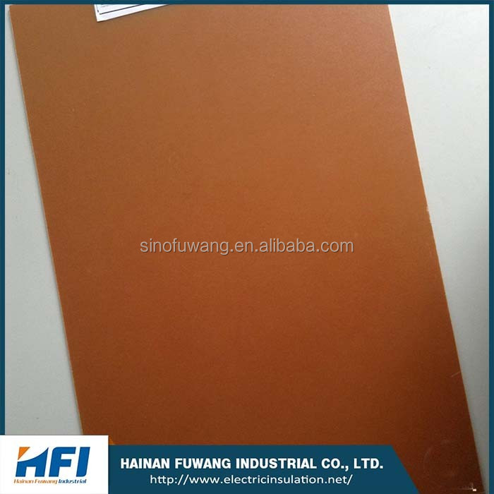 Trustworthy china supplier phenolic paper laminated bakelite insulating material