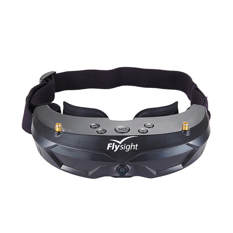 5.8ghz Resolution wireless fpv 640x480 video goggles