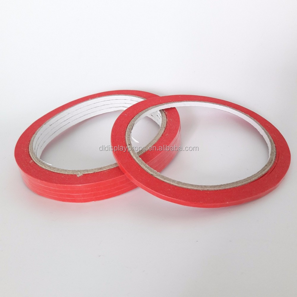 Hot sellig draping tape for fitting mannequin tailoring mannequin red color tape for mannequin
