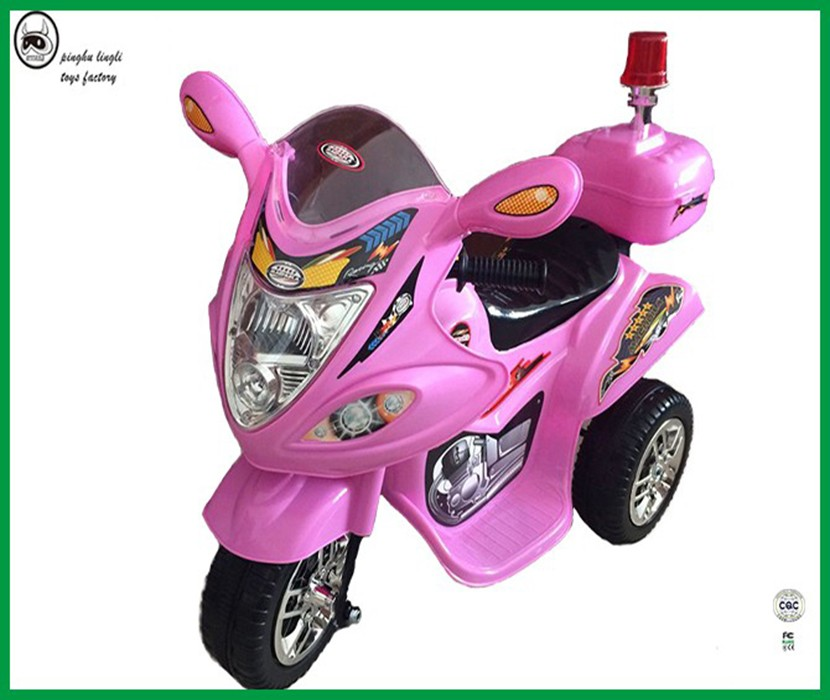 Kids battery motor bike