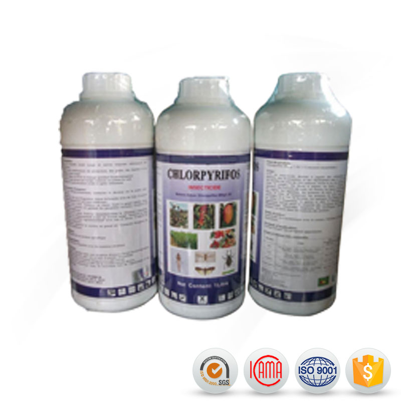 Good supplier of insecticide Chlorpyrifos 48%+Cypermethrin 5.5%EC