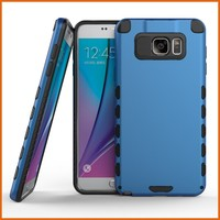 Factory shockproof phone case for samsung galaxy note 5 case