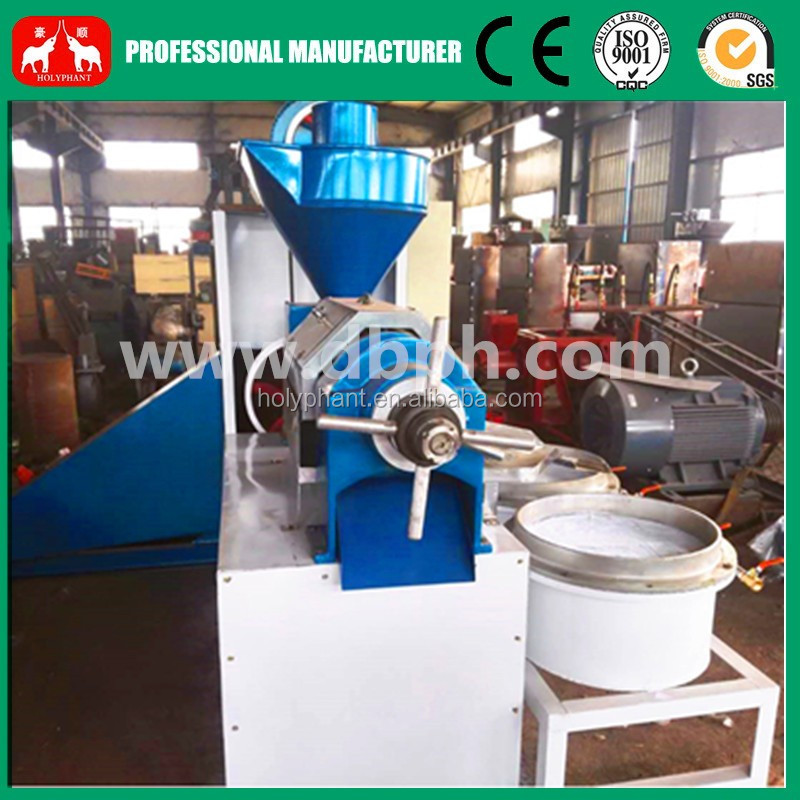 6YL- 165A soybean/peanut/sunflower seed combine oil press with vacuum oil filter