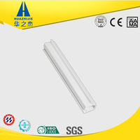 Personalized low cost pvc upvc material glazing beads profile window