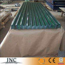 We produce corrugated galvanized steel sheet in low price