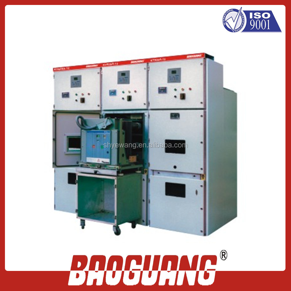 electric/33kv switchgear cubicle