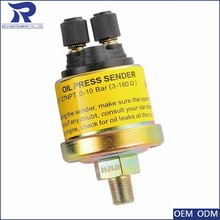 High Accuracy level easily adjusted oil pressure sensor