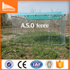 China factory produce classic galvanized steel modular dog kennel