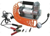 Portable auto mini air compressor for tyre inflating/tyre inflator NV-6008