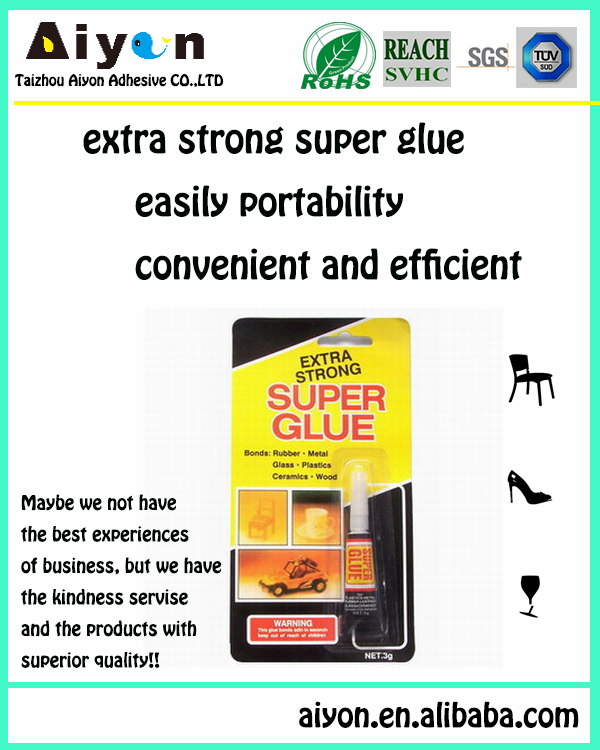 High viscosity GEL super glue