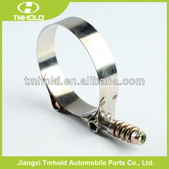stainless steel t-bolts bands small spring clamps clips