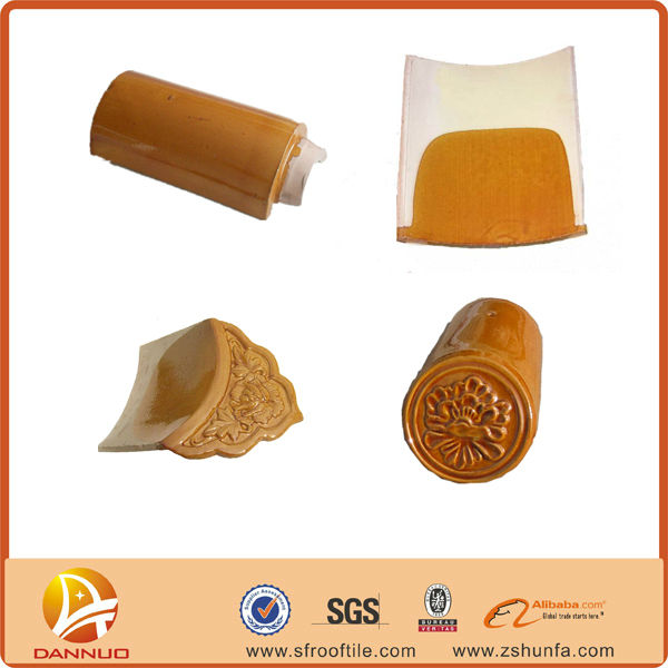 Chinese gazebo roof tile,excellent building materials