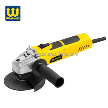 "Wintools power tool 5"" angle grinder made in China WT02979"