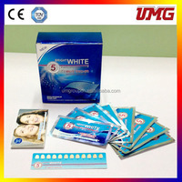 Home use Teeth Whitening Strips better than crest whitestrips 3d