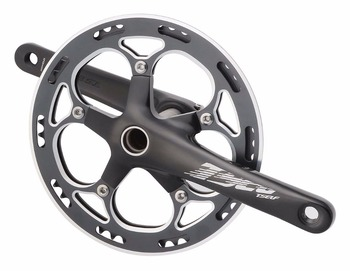 bicycle crankset for road bikes with chain guard AZ7-AS110C2B