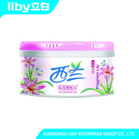 Liby Long-lasting 70g per Piece Fragrance Solid Freshener