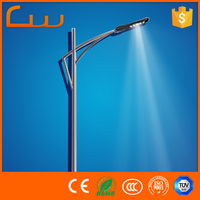 Alibaba 8m lamp pole advertising box LED bulb automatic street light controller