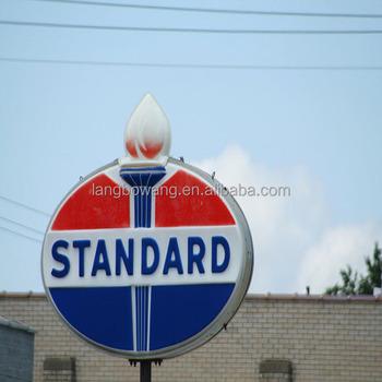 Customized Vacuum Forming,Acrylic Illuminated Letter Graphic Sign ...