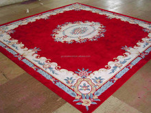 Hand Knotted French Chinese Aubusson Rugs