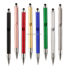 TC05930 Ningbo 2016 good quality new design ball pen touch pen