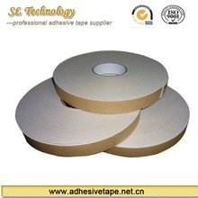 single sided electrical pe foam tape
