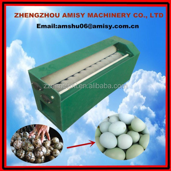 Brush type automatic egg washer machine for sale/egg cleaning machine/egg washing machine