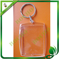 acrylic key chain for photo inner size 35x45mm