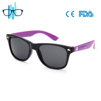 Promotion Gift Kids Sunglasses PC Frame