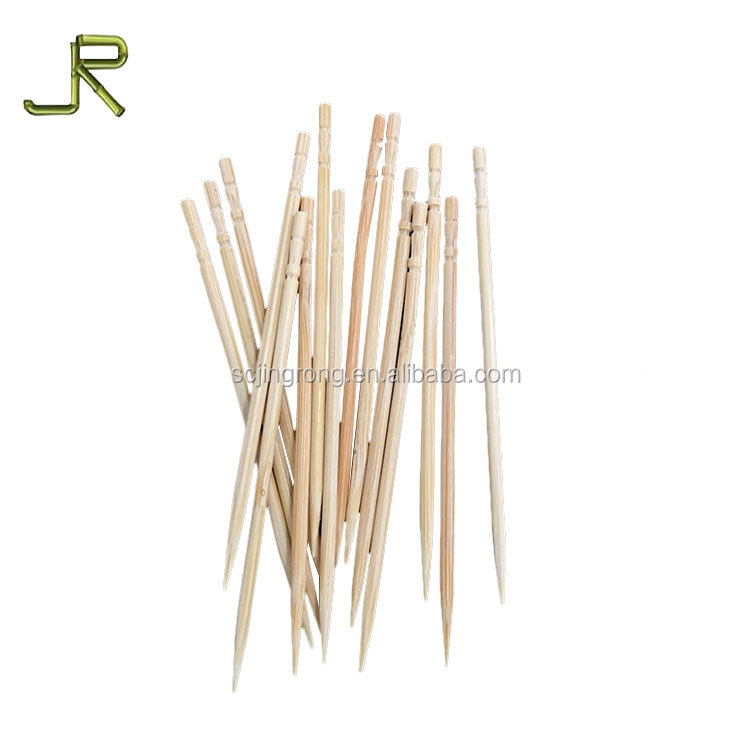 ISO9001 china factory disposable bamboo toothpicks with one point
