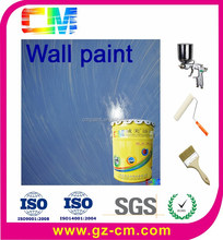 Texture wall paint- acrylic soft touch crack proof paint