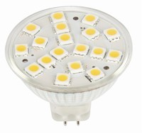 new product led lamp 50SMD 8w LED spotlight with highr quality 2 years warranty