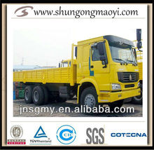 SINOTRUK howo 6*4 low price lorry truck