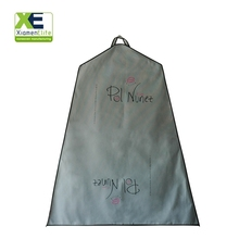 Best Breathable Washable Lady Hanging Wedding Gown Garment Bag For Dress Wholesale