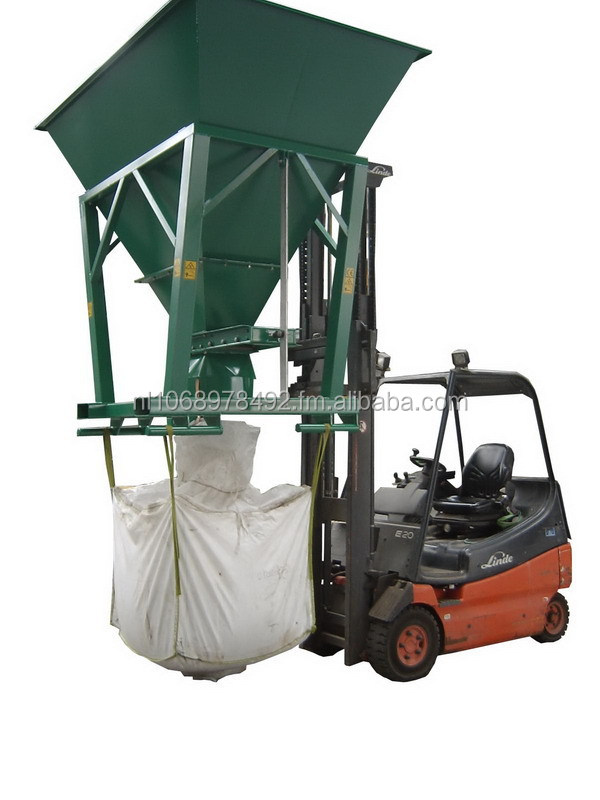 Big bag / Jumbo / FIBC filling hopper