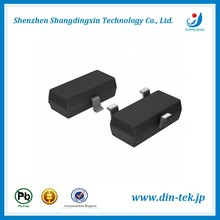 AD / DC Low Voltage Power Mosfet SOT-23 P channel MOS DTS2301S for wearable geal