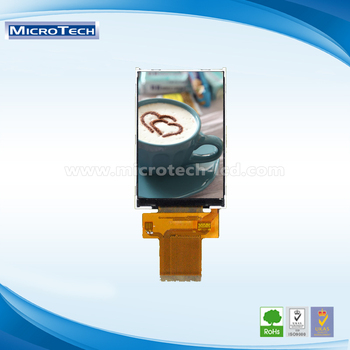 Wholesale with capacitive touch panel 3.5 inch 320X480 pixel ILI9488 TFT LCD