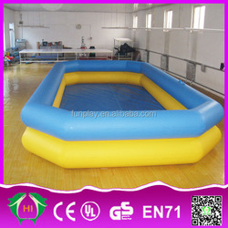 2016 large inflatable pools,inflatable swimming pool,inflatable swimming pool