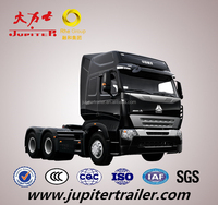 SINO TRUCK HOWO A7 6*4 Truck Tractor/Prime Mover with 371HP