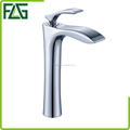 FLG special manufactory long neck hot sale basin faucet