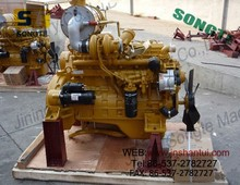 SHANTUI SD16 bulldozer engine Shangchai diesel Engine C6121