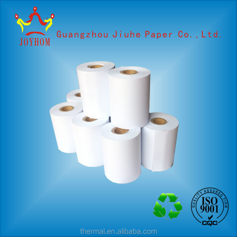 POS used thermal paper jumbo roll in China