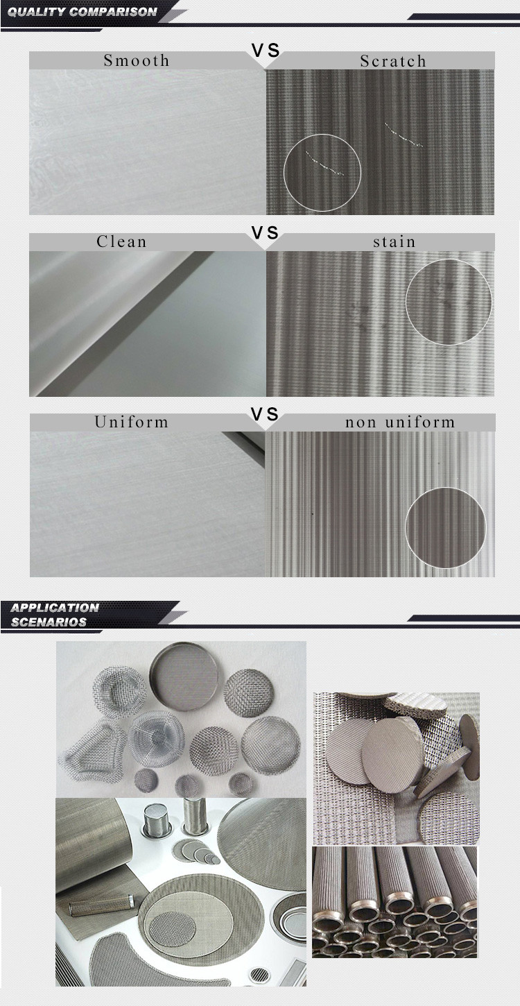 Titanium Wire Mesh for Living Organisms /Innovative Titanium Mesh for Decorative