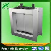 hot selling hvac motorized air conditioning duct damper