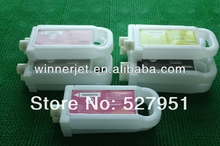Empty CISS Refill ink tanks/cartridges with Chip for Canon IPF 8300S/8310S Printer. PFI-704