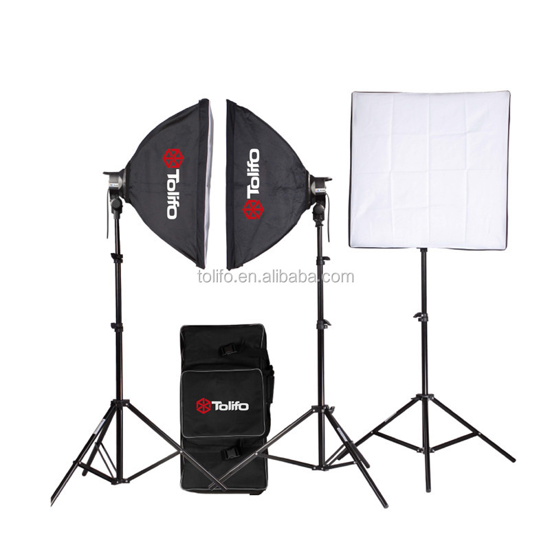 Tolifo professional photographic equipments led ring video light for dsrl cameras