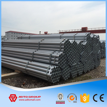 BS1387 ASTM A53 B Hot dipped Galvanized steel pipe, GI pipes