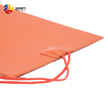 Electric heater resistant silicon rubber sheet Heating Cooling Pad